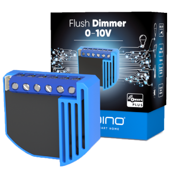 Qubino Flush Dimmer 0-10V