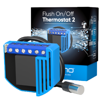 Qubino Flush On-Off Thermostat