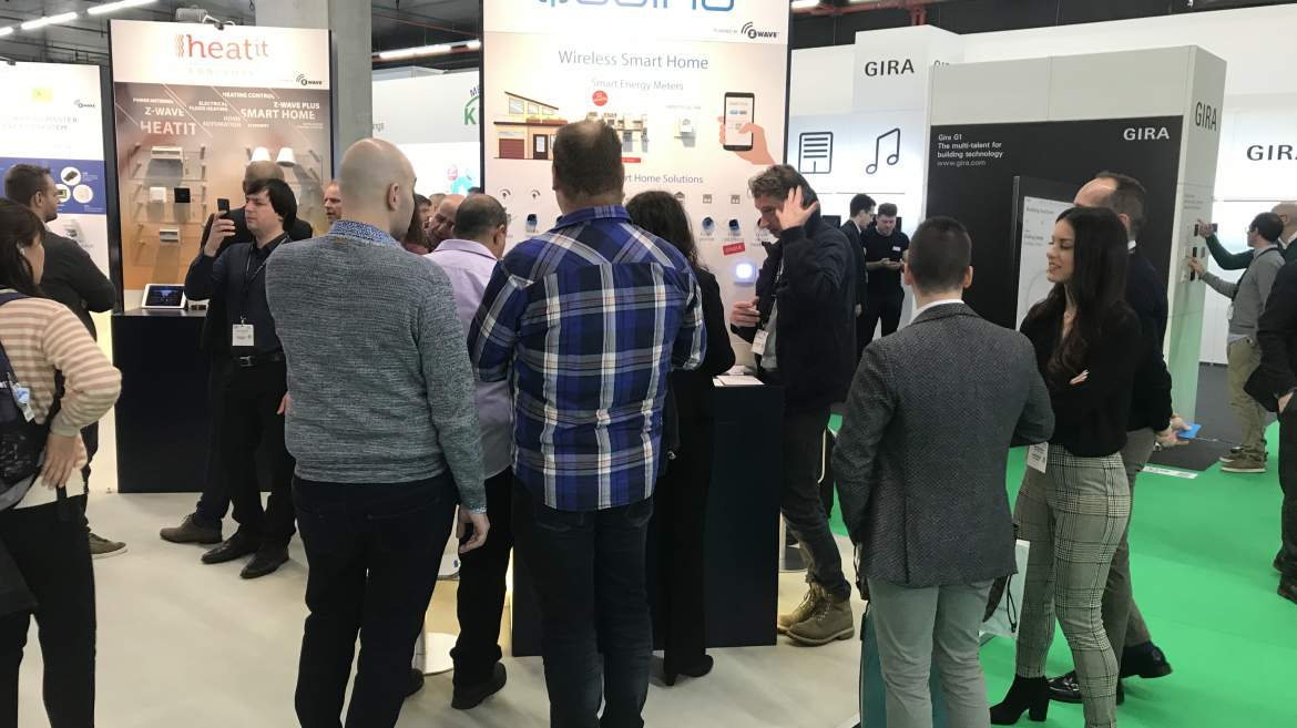 Qubino solutions at ISE 2019