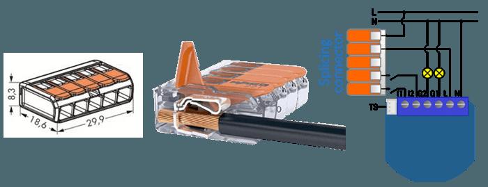 splicing-connector