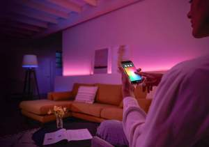 smart lighting home