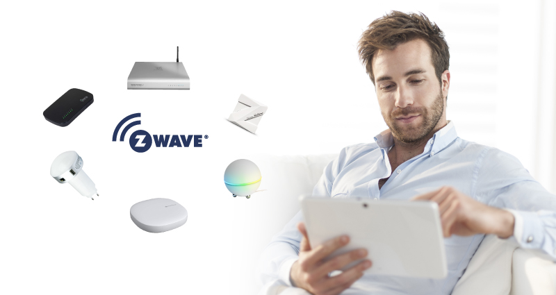 Man thinking about Z-Wave gateways