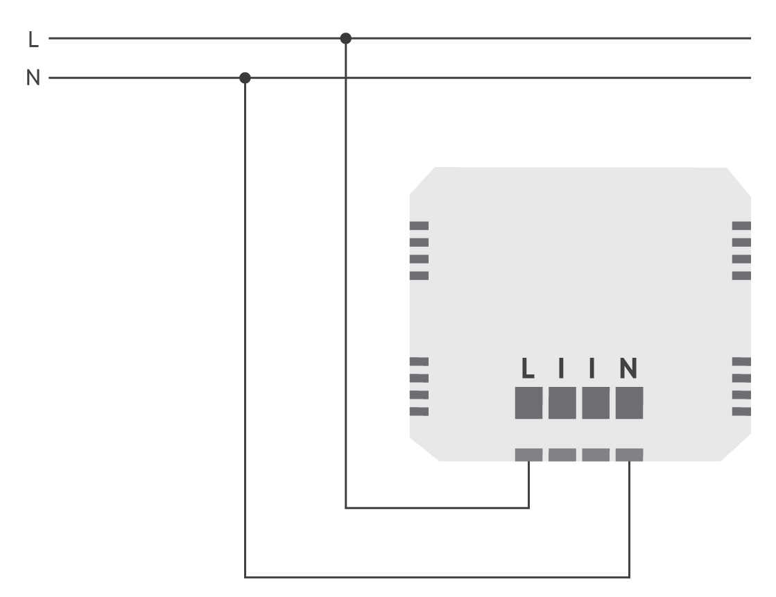 Luxy Smart Light diagram