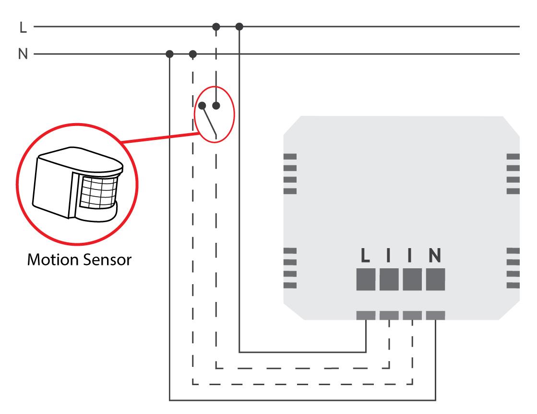 Luxy Smart Light diagram