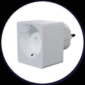 Z-Wave Qubino Smart Plug 16A
